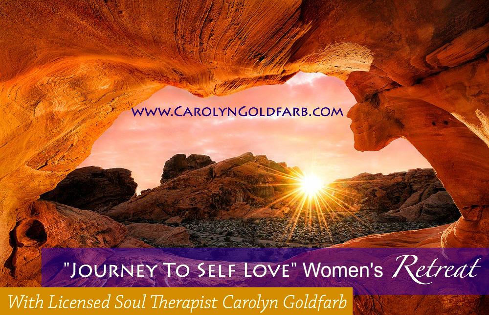 Sedona Retreat Carolyn Goldfarb