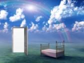 11799970-bed-in-fantasy-landscape