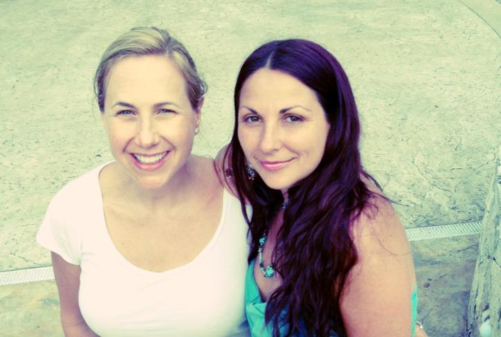 Carolyn & Skye Mexico