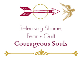 Courageous Souls Logo Release