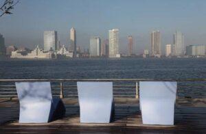 HRP-Pier 25 overlook chaises