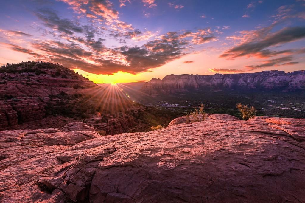 A New Day Sedona Sunrise
